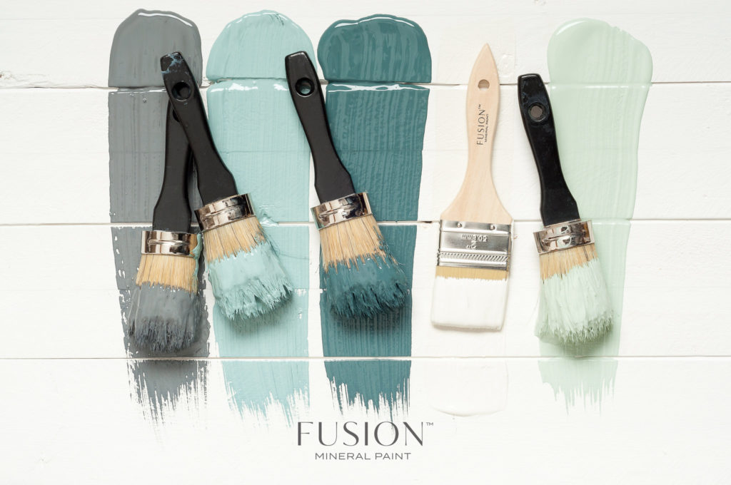 Malowanie mebli frabami Fusion