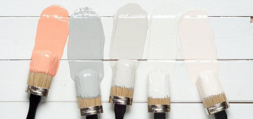 Wydajność farb do malowania mebli