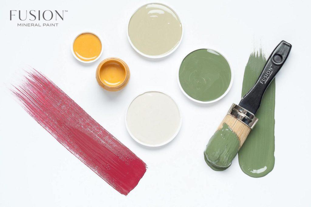 malowanie farbami akrylowymi
