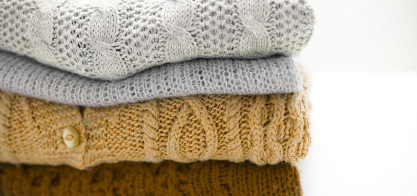 Oczko za oczkiem, czyli sweter robiony na drutach